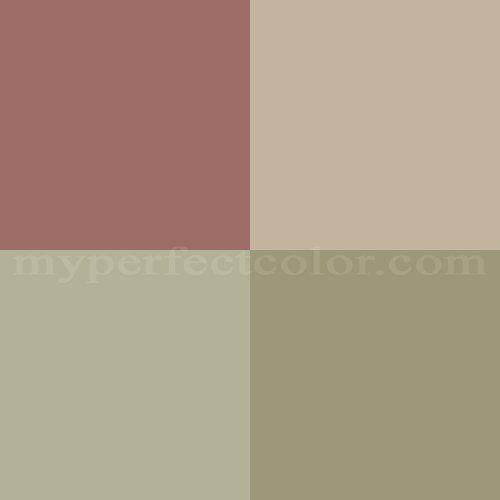 Designer 39 S Color Combinations March 2008 Af 270 Tea