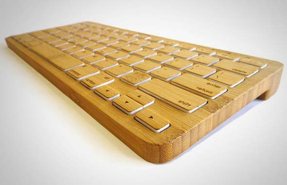 Another cool gadget to go perfectly with the wooden table