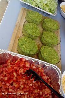#Baby #Shower #Appetizer Ideas  Homemade Guacamole.