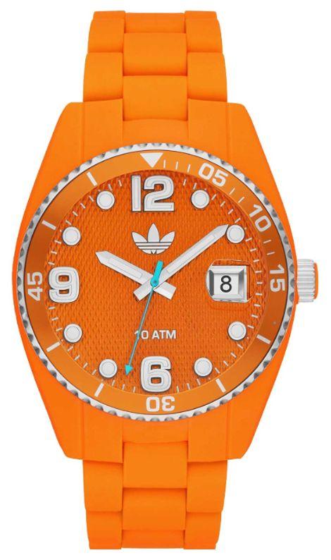 #Reloj adidas Brisbane naranja