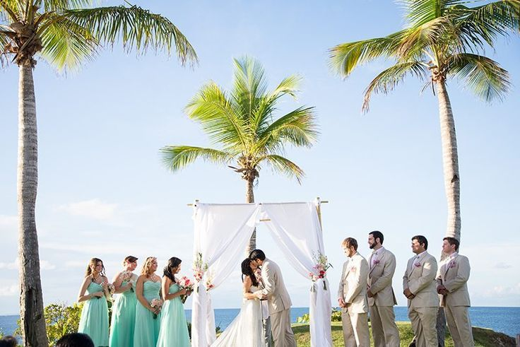 Wedding Wednesday: My Favorite Puerto Rico Wedding Venues! - Photo