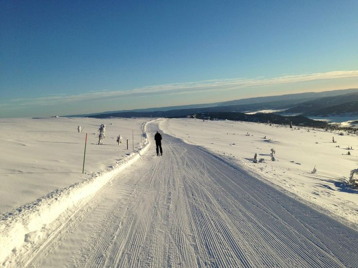 Norefjell - Noresund, Norway