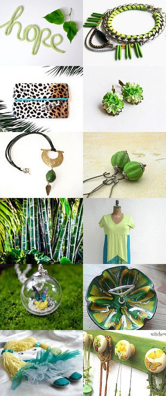 ~ 2015 Best Trends ~ Summer Fresh ~ by Oksana Andryushchenko on Etsy--Pinned with TreasuryPin.com