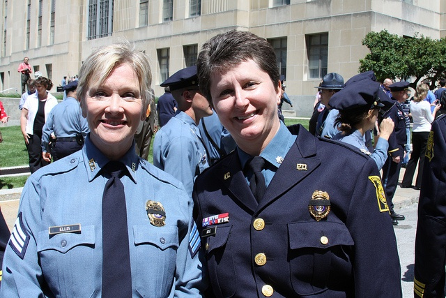 Woman Police Officers: Kansas City Missouri Police Department