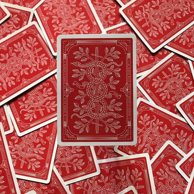 :: Monarch Madness Cardistry ::