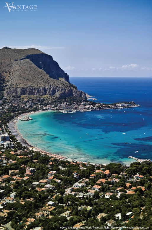 Palermo - Sicily & the Amalfi Coast: Discover the Culture & Cuisine of Southern Italy #Travel #Coast #Beach