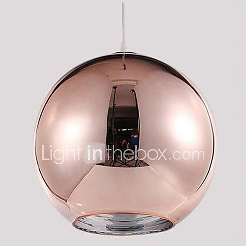 Modern/Contemporary Globe Pendant Light For Living Room Bedroom Dining Room Study Room/Office Kids Room Bulb Not Included 2017 - €98.49