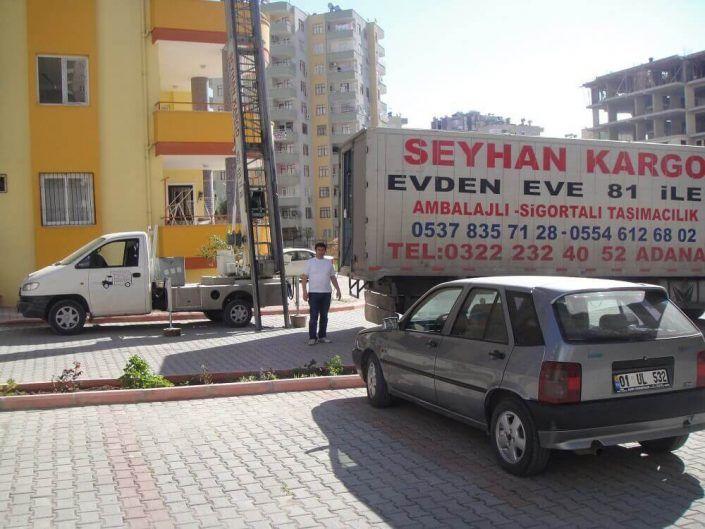 Adana'da Nüfus Artışı ve Nakliyat