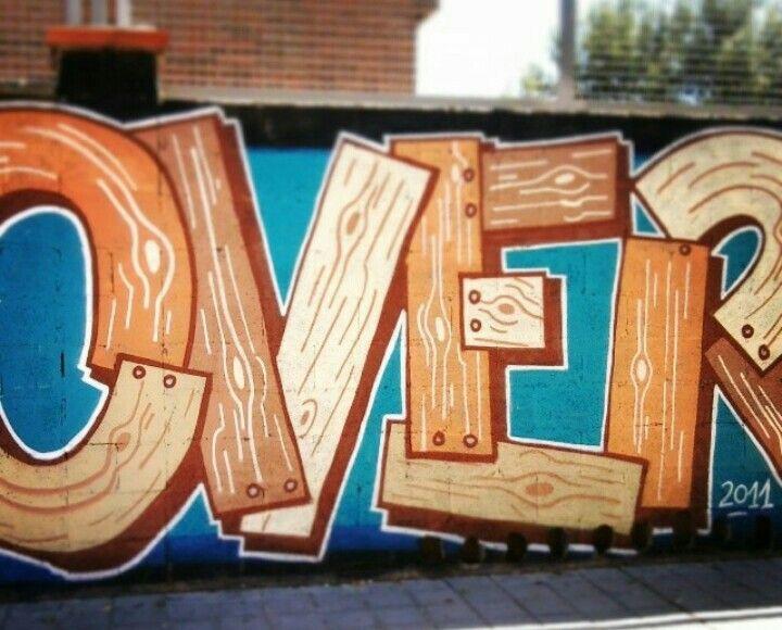 Over madera