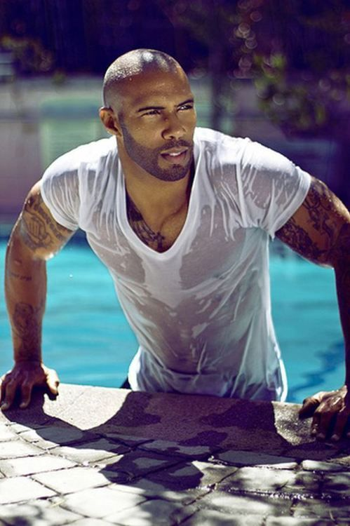 Where has this man been ALL my life....thank goodness for Omari Hardwick
