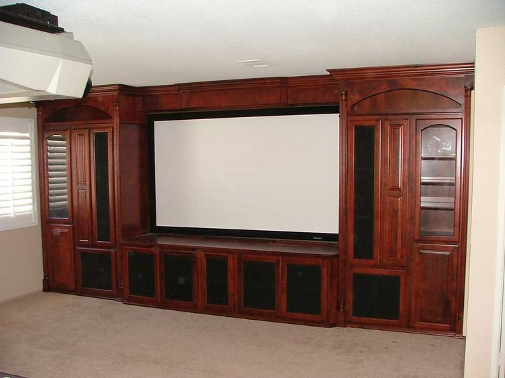 Basement Home Theater Rooms Design Ideas ~ Http://lovelybuilding.com/cheap Part 54