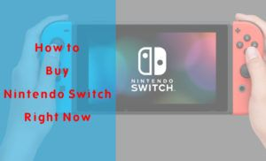 5 Places to Buy a Nintendo Switch Right Now