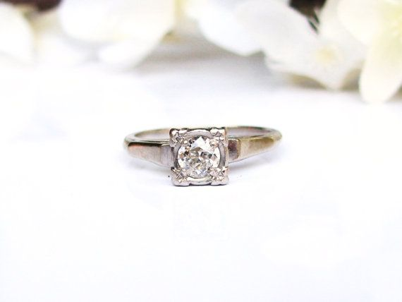 Hey, I found this really awesome Etsy listing at https://www.etsy.com/listing/220489048/art-deco-engagement-ring-033ct-old