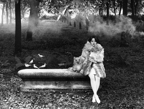 Темные фотографии с белыми пятнами Mario Lasalandra