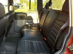 ZJ seat install, front and rear. Write-up and pics. - NAXJA Forums -::- North American XJ Association