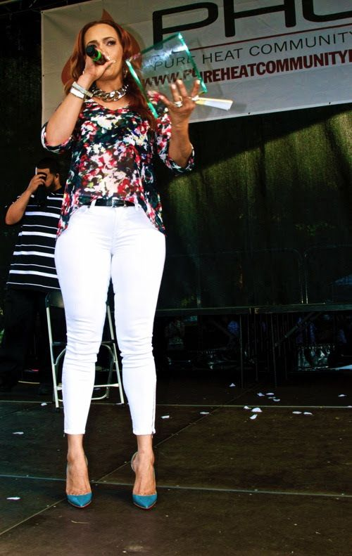 Faith Evans headlines Atlanta Black Gay Pride Pure Heat Community Festival written by Joi Pearson for Rolling Out