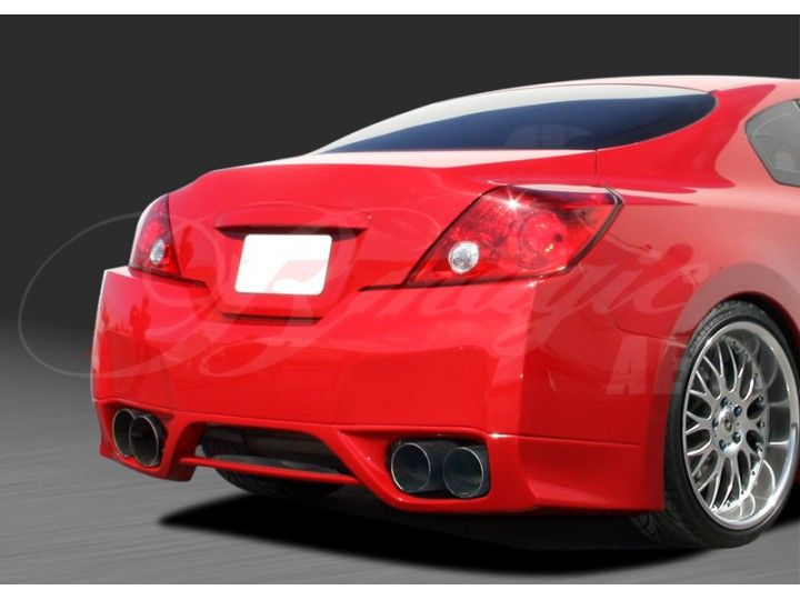 GT-R Style Rear Bumper Cover For Nissan Altima 2008-2012 Coupe