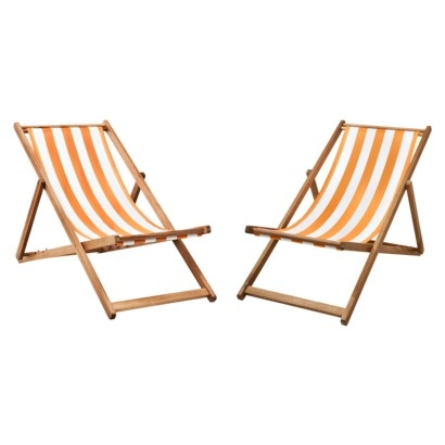 Pretty French Beach Chairs On Sale At Target! (still Wayyy Too Expensive.