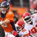 Denver Broncos to start Brock Osweiler over ailing Peyton Manning #PeytonManning #BrockOsweiler #DenverBroncos
