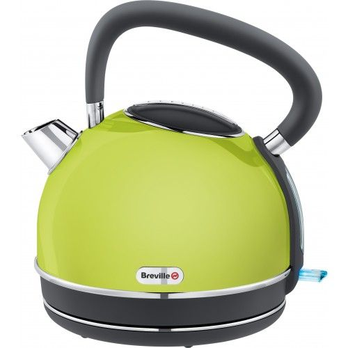 Our traditional kettles add a retro feel to your modern kitchen, but unlike old stove kettles, they boil extra quick. This gorgeous Lime Green colour will keep your kitchen nice and bright even on the darkest wintery days.