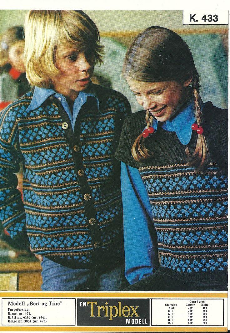Bert og Tine k 433