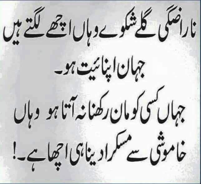 Pin By Nauman On Urdu Quotes