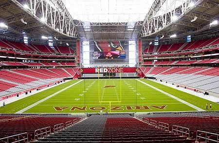 University of Phoenix Stadium, Glendale AZ (Arizona Cardinals)