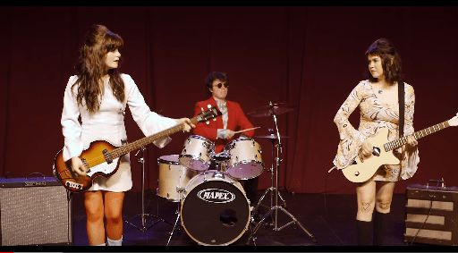 Skating Polly – Queen For A Day feat. X's Exene Cervenka
