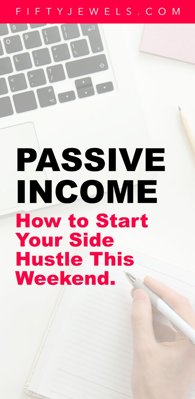 Passive Income Side Hustle – I spent 10 months creating 9 side hustles that now … – Passive Income
