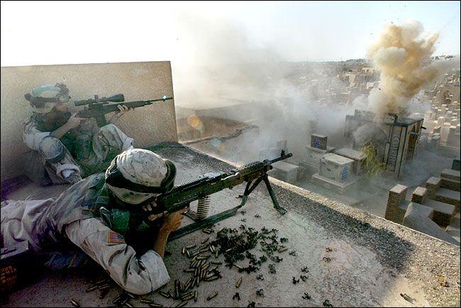 Iraq war. (discovermilitary.com)