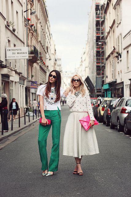 men ss2014, paris streetstyle, fabulousmuses by diana.enciu, via Flickr