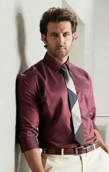 A contestant in my novella The Husband Hunt, played by Bollywood's Hrithik Roshan