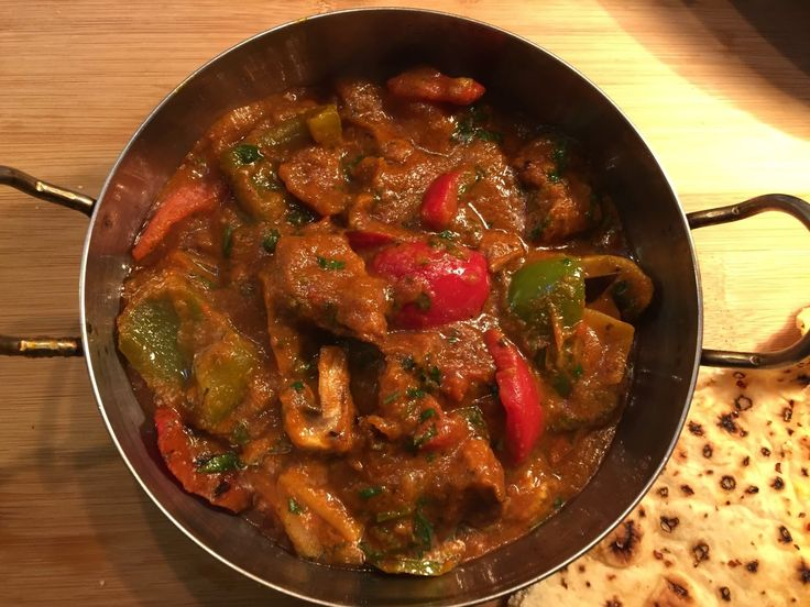 Lamb Balti (Restaurant Style) from Misty Ricardo's Curry Kitchen - YouTube