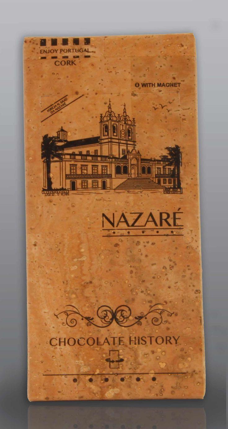 Nazaré | Igreja da N. Sra. da Nazaré  | Chocolate Negro 48% Cacau 125 g