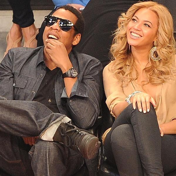 Las 10 parejas de celebridades con más estilo: JZ & Beyonce.