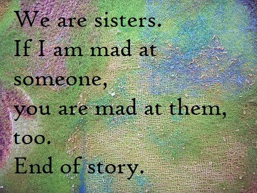31 Best Images About Funny Sister Quotes On Pinterest