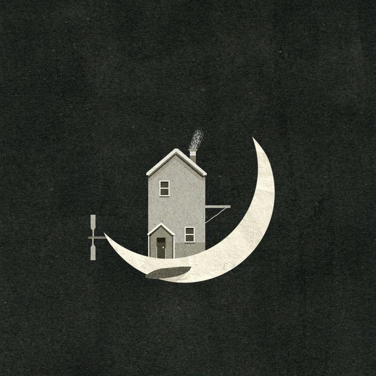 Animación: Aliento de los archivos GIF Noche de Nancy Liang