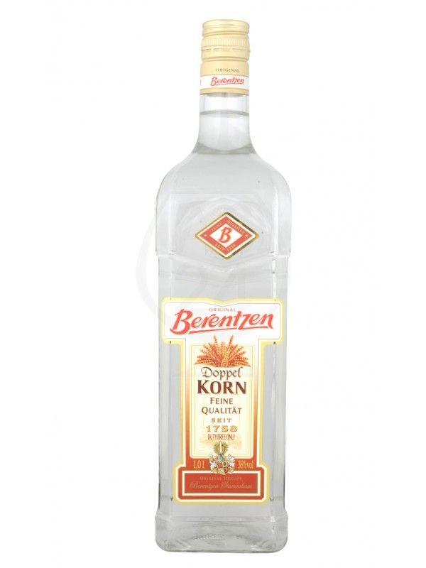 alkostore24 Berentzen Doppelkorn - Korn - Spirituosen