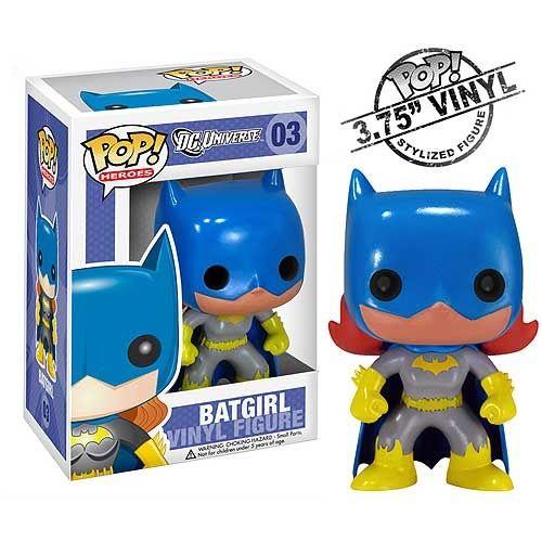 DC Universe Pop! Vinyl Figure Batgirl [Batman] - Funko Pop!