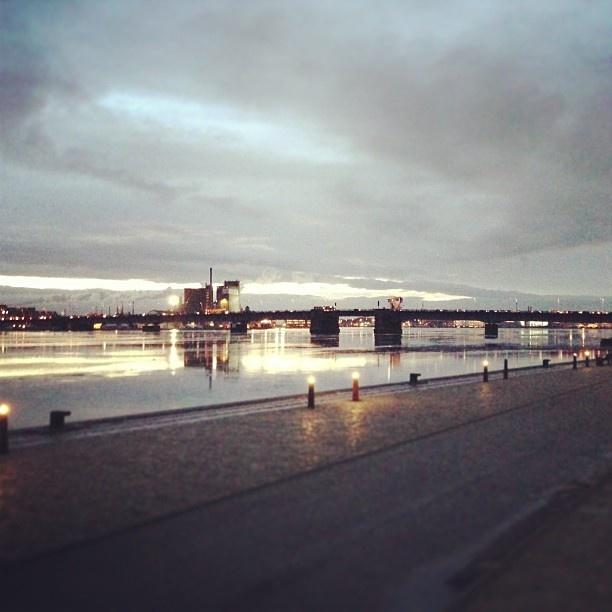 Limfjordsbroen Thoca1976 på Instagram