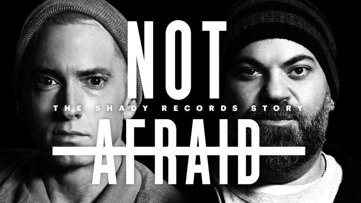 "Eminem Celebrates 15 Years of Shady Records In ""Not Afraid"" Documentary"