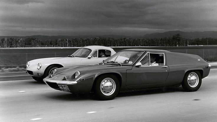 In 1970, the Lotus Europa S2 was a revelation