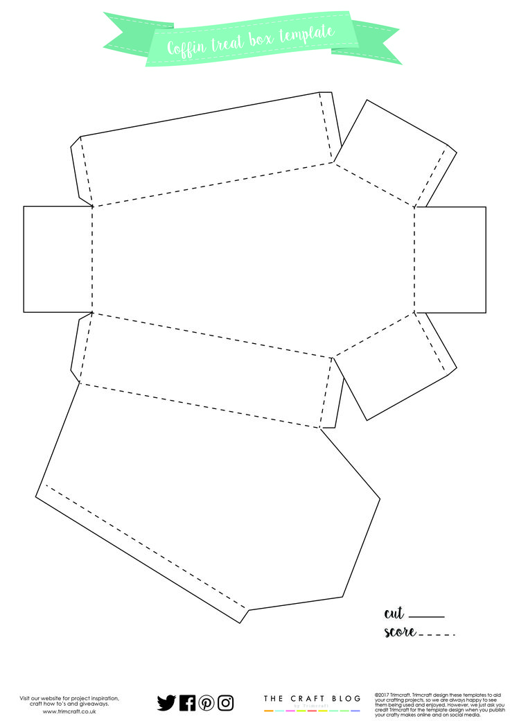 Free, custom sized templates for boxes and many other things that can be made out of paper. Download an endless amount of printables as SVG, PDF or DXF.