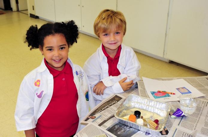 Science Lab for Kids – Density