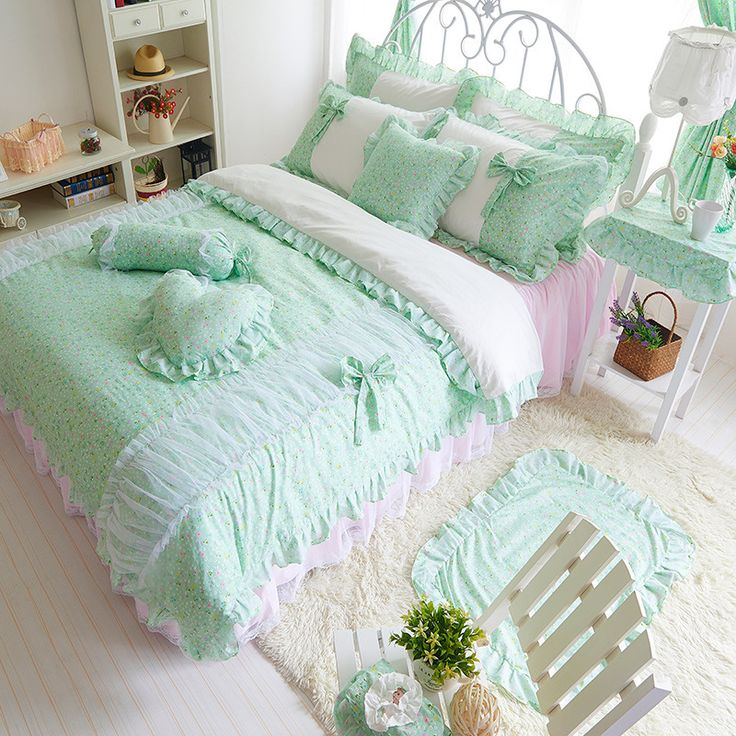 Cute Korean Bedroom Design Nice Bedrooms For Girls Pink Bedroom Furniture Marble Top Horse Bedroom Accessories: 22 Best Cute Bed Covers Images On Pinterest