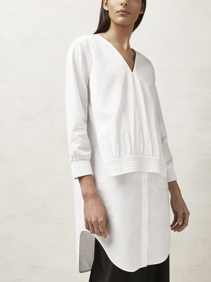 COS   New layered silhouettes