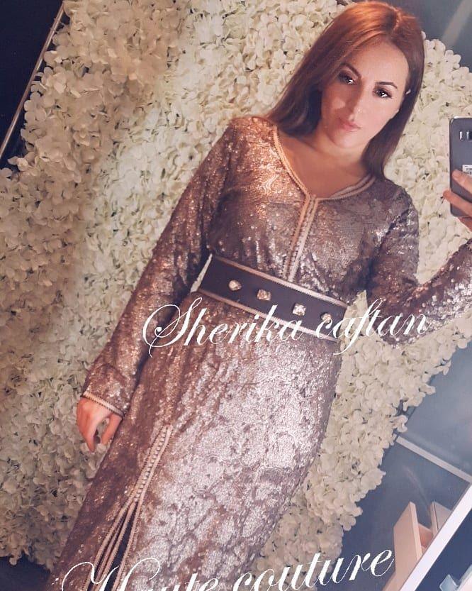 Caftan Haute couture 3c39872b51e