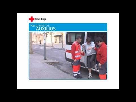 Serie de videos de Primeros auxilios de la Cruz Roja -Guía de primeros auxilios. 01 Los primeros auxilios. 01/13 - YouTube