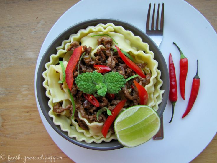 beef stir fry with bell pepper and ginger