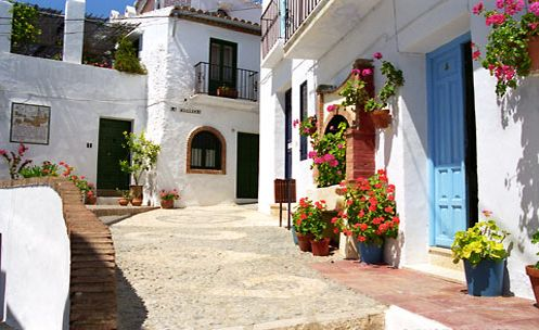Benalmádena-pueblo, Málaga
